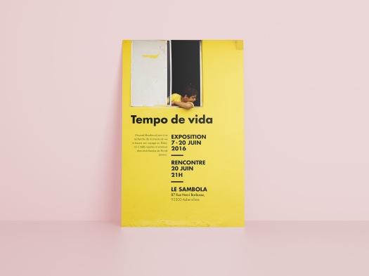 """alt=""""affiche graphique de l'exposition photographique tempo de vida"""">"""